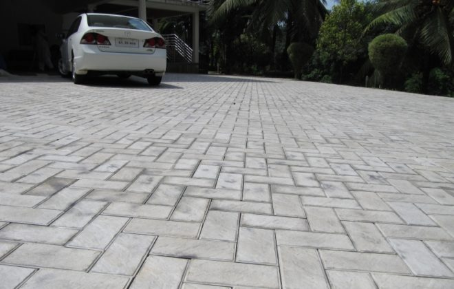 Sandstone paver