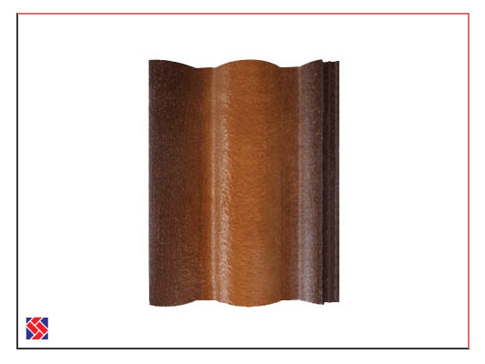 Terra-Brown-Roofing Tiles Kerala