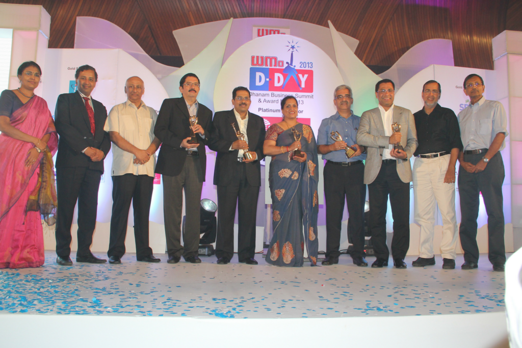 Dhanam Entrepreneur of the Year Award for Sirex