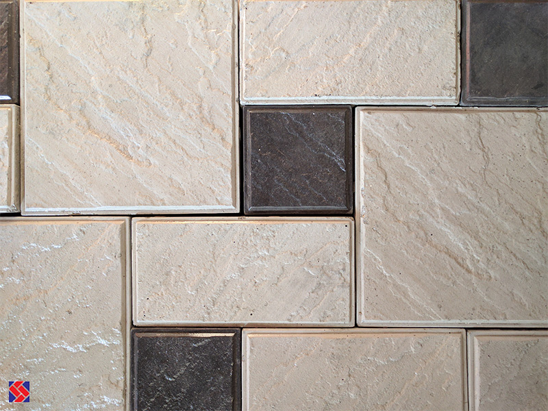 Sandstone Concrete Stone Paver Tile