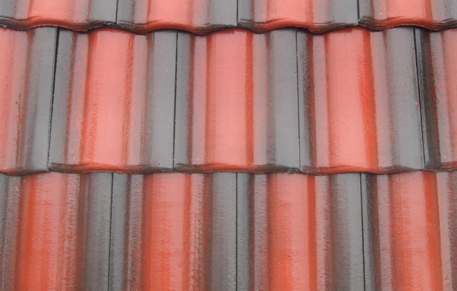 Antique Red Roof tiles