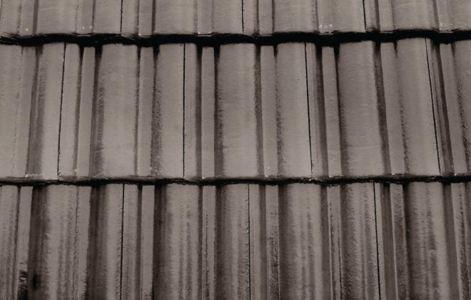 Granite roof tile