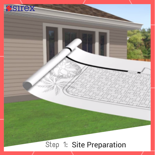 How to Lay Pavers: Site Preparation