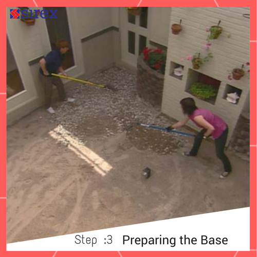 How to Lay Pavers: Preparing the Base