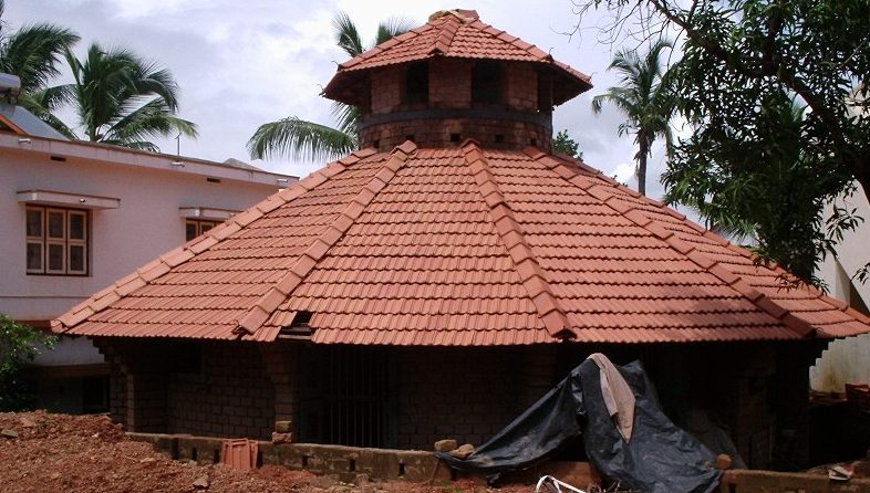 Mangalore Roof tiles in Kerala, Tamil Nadu