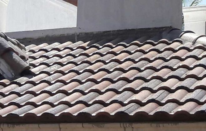 Thanjavur Roof Tiles Client