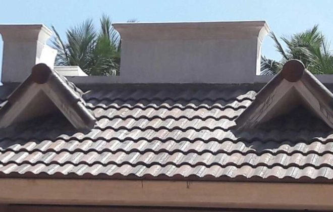 Strong and Cheap Concrete Roof Tiles 2018